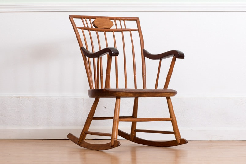 Windsor Rocking Chair - Windsor Rocking Chair - Bryan Booth Fine Furniture Antiques