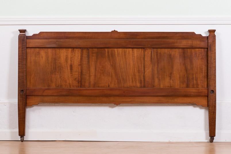 Koa Bedroom Set Bryan Booth Fine Furniture Antiques Restoration