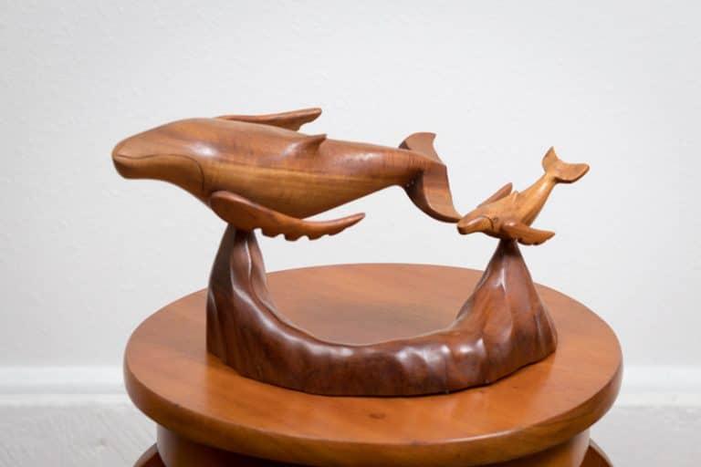 Locally made-made in Hawaii-folk art
